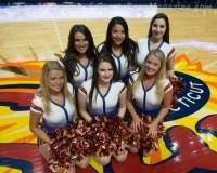 WNBA Connecticut Sun Solar Power Dance Team (21)