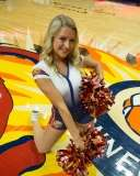WNBA Connecticut Sun Solar Power Dance Team (8)