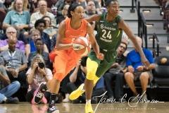 WNBA Connecticut Sun 65 vs. Seattle Storm 78 (10)