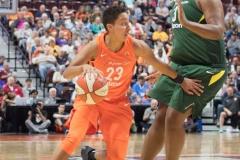 WNBA Connecticut Sun 65 vs. Seattle Storm 78 (11)