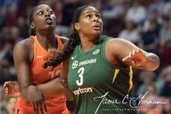 WNBA Connecticut Sun 65 vs. Seattle Storm 78 (12)