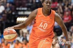 WNBA Connecticut Sun 65 vs. Seattle Storm 78 (14)