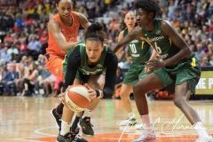 WNBA Connecticut Sun 65 vs. Seattle Storm 78 (18)