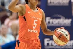 WNBA Connecticut Sun 65 vs. Seattle Storm 78 (19)