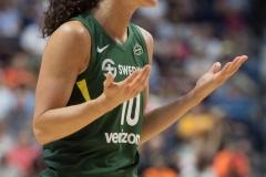 WNBA Connecticut Sun 65 vs. Seattle Storm 78 (26)