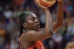 WNBA Connecticut Sun 65 vs. Seattle Storm 78 (27)