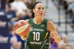 WNBA Connecticut Sun 65 vs. Seattle Storm 78 (41)