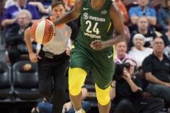 WNBA Connecticut Sun 65 vs. Seattle Storm 78 (43)
