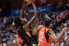 WNBA Connecticut Sun 65 vs. Seattle Storm 78 (45)