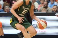 WNBA Connecticut Sun 65 vs. Seattle Storm 78 (47)