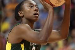 WNBA Connecticut Sun 65 vs. Seattle Storm 78 (51)