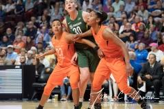 WNBA Connecticut Sun 65 vs. Seattle Storm 78 (52)