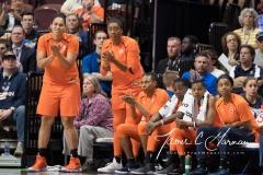 WNBA Connecticut Sun 65 vs. Seattle Storm 78 (53)