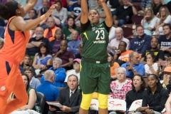 WNBA Connecticut Sun 65 vs. Seattle Storm 78 (59)