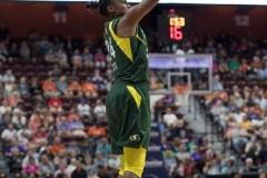 WNBA Connecticut Sun 65 vs. Seattle Storm 78 (67)