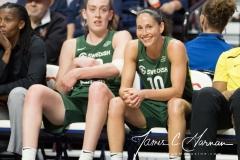 WNBA Connecticut Sun 65 vs. Seattle Storm 78 (73)