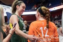 WNBA Connecticut Sun 65 vs. Seattle Storm 78 (75)