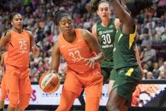 WNBA Connecticut Sun 65 vs. Seattle Storm 78 (8)
