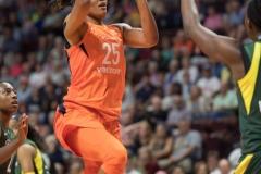 WNBA Connecticut Sun 65 vs. Seattle Storm 78 (9)