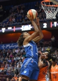 WNBA - Connecticut Sun 68 vs. Minnesota Lynx 82 (10)
