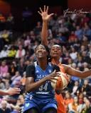 WNBA - Connecticut Sun 68 vs. Minnesota Lynx 82 (17)