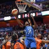WNBA - Connecticut Sun 68 vs. Minnesota Lynx 82 (18)