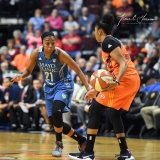 WNBA - Connecticut Sun 68 vs. Minnesota Lynx 82 (22)