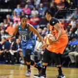 WNBA - Connecticut Sun 68 vs. Minnesota Lynx 82 (22)