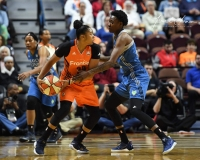 WNBA - Connecticut Sun 68 vs. Minnesota Lynx 82 (23)