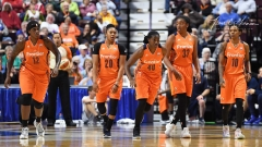 WNBA - Connecticut Sun 68 vs. Minnesota Lynx 82 (25)