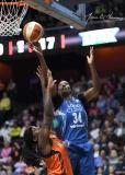 WNBA - Connecticut Sun 68 vs. Minnesota Lynx 82 (26)