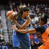 WNBA - Connecticut Sun 68 vs. Minnesota Lynx 82 (31)