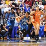 WNBA - Connecticut Sun 68 vs. Minnesota Lynx 82 (33)