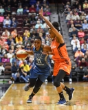 WNBA - Connecticut Sun 68 vs. Minnesota Lynx 82 (36)