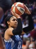 WNBA - Connecticut Sun 68 vs. Minnesota Lynx 82 (37)
