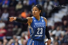 WNBA - Connecticut Sun 68 vs. Minnesota Lynx 82 (38)