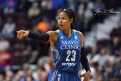 WNBA - Connecticut Sun 68 vs. Minnesota Lynx 82 (38)