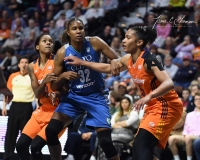 WNBA - Connecticut Sun 68 vs. Minnesota Lynx 82 (39)
