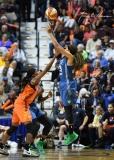 WNBA - Connecticut Sun 68 vs. Minnesota Lynx 82 (47)