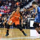 WNBA - Connecticut Sun 68 vs. Minnesota Lynx 82 (49)
