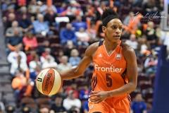 WNBA - Connecticut Sun 68 vs. Minnesota Lynx 82 (50)