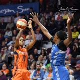 WNBA - Connecticut Sun 68 vs. Minnesota Lynx 82 (51)