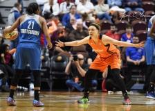 WNBA - Connecticut Sun 68 vs. Minnesota Lynx 82 (55)