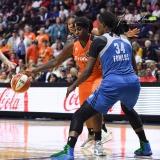 WNBA - Connecticut Sun 68 vs. Minnesota Lynx 82 (63)