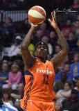 WNBA - Connecticut Sun 68 vs. Minnesota Lynx 82 (64)