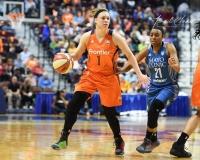 WNBA - Connecticut Sun 68 vs. Minnesota Lynx 82 (70)