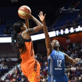 WNBA - Connecticut Sun 68 vs. Minnesota Lynx 82 (72)
