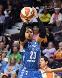 WNBA - Connecticut Sun 68 vs. Minnesota Lynx 82 (9)