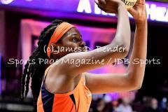 Gallery WNBA:  Connecticut Sun 70 vs. New York Liberty 63