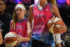 WNBA - Connecticut Sun 71 vs. Minnesota Lynx 74 (14)